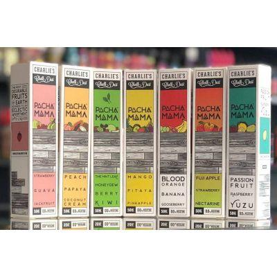 Pacha Mama Premium E-liquid Vape Juice by Charlies Chalk Dust 50ML