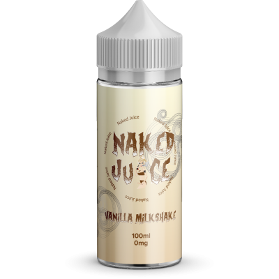 Naked Juice Vanilla Milkshake 100ml