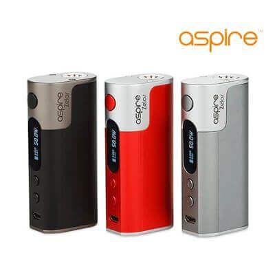 ASPIRE ZELOS 50W MOD (Grey)