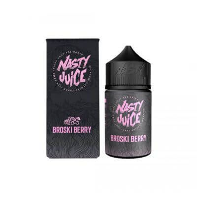 Nasty Broski Berry 60ml