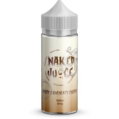 Naked Juice White chocolate coffee 100ml