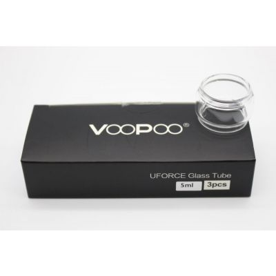 Voopoo Uforce 5ML Replacement Bubble Glass Compatible With Uforce Tank (pack of 3)