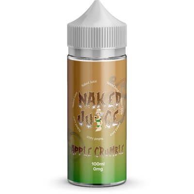 Naked Juice Apple Crumble 100ml