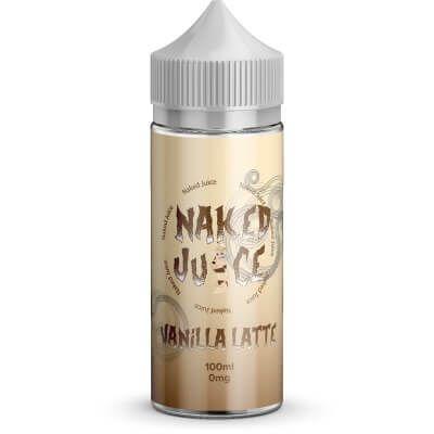 Naked Juice Vanilla Latte 100ml