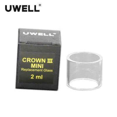 UWELL CROWN III MINI Glass Tube 2ml for CROWN III MINI Tank