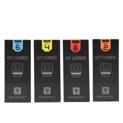 VAPORESSO GT CORE COILS for Revenger NRG, TANK GT2, GT4, GT6, GT8, cCell 2, MESH