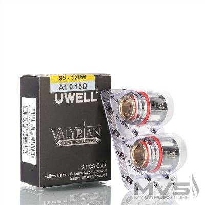 UWELL VALYRIAN COILS 0.15ohm