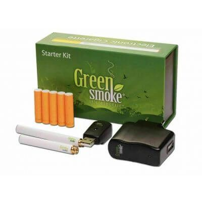 Green Smoke Electronic Cigarette Starter Kit