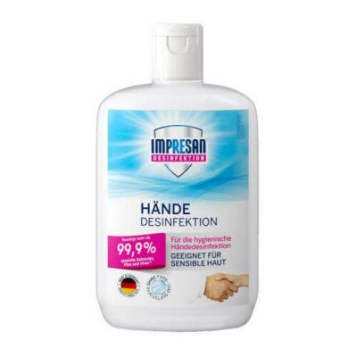Hand Sanitiser Sanitizer Antibacterial Sanitising Liquid Kills 99.9% Bacteria