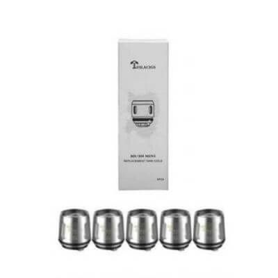 TESLACIGS H8 MINI COILS F2 0.15ohm (Pack of 5)