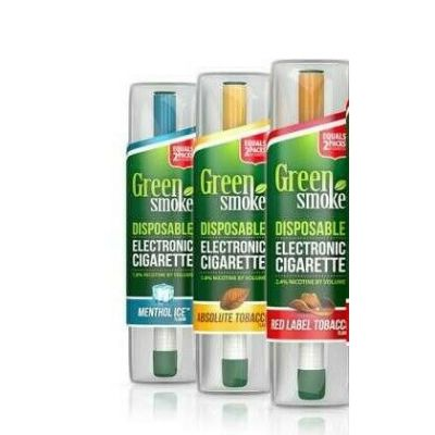 Green Smoke  Disposable Electronic Cigarette Starter Kit
