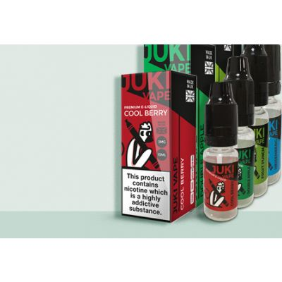 Juki 10ml Eliquid 3mg