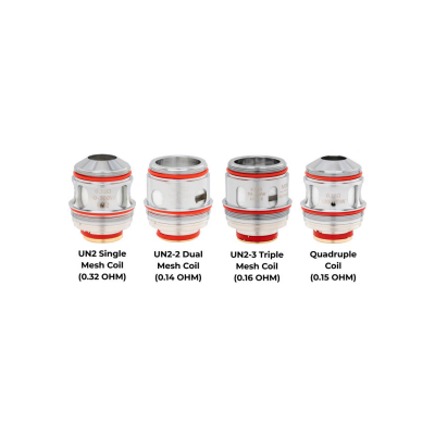 Uwell Valyrian 2 Replacement Coils (Pack of 2)
