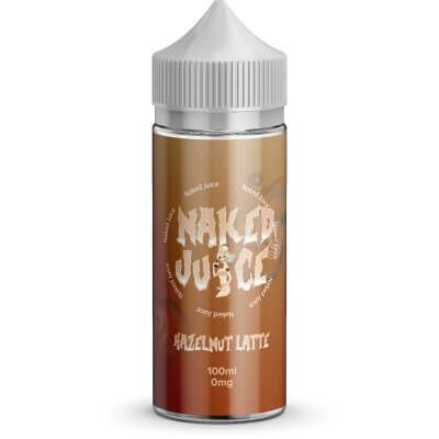 Naked Juice Hazelnut Latte 100ml