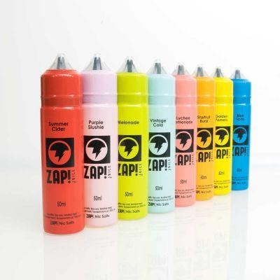 Zap Juice Premium e Liquid 50ml Short-fill